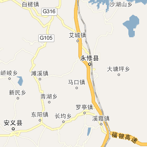 南昌地图到睢县地图