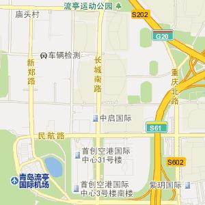 青岛白沙河(重庆北路)附近酒店预订