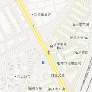 天津天泰路地铁站