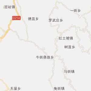 秦皇岛市一二中地图