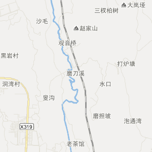 汉巴南铁路经过的乡镇