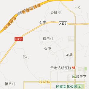 贵港3路_贵港3路公交车路线_公交3路 上行-贵港公交
