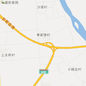 颍上县小区规划图